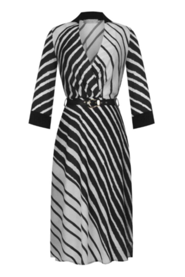Rinascimento μίντι φόρεμα