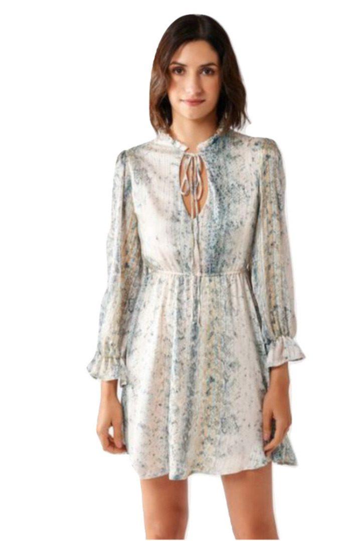 Rinascimento μίνι παστέλ φόρεμα