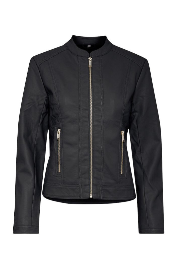 B.young BYAcom Eco-leather Jacket