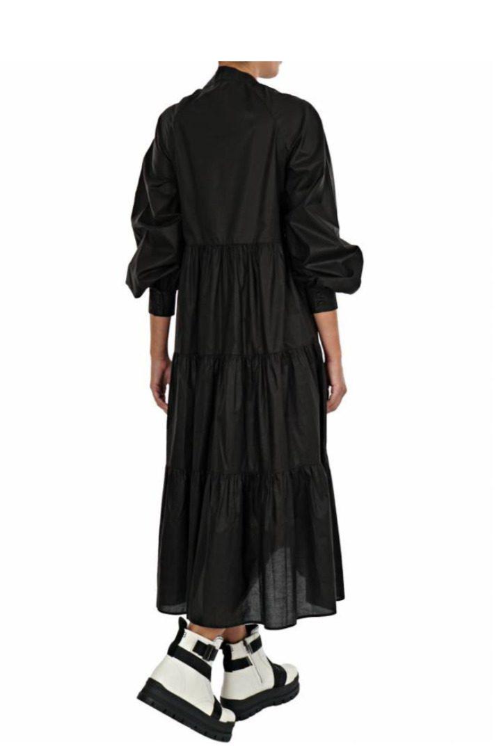Moutaki boho φόρεμα μακρύ