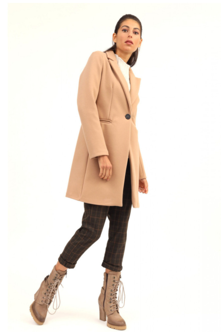 susy-mix γυναικείο παλτό