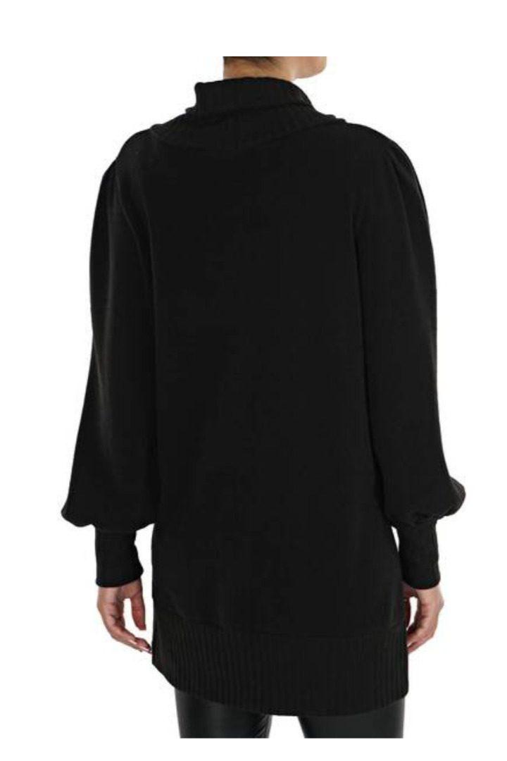 Moutaki πλεκτή μπλούζα