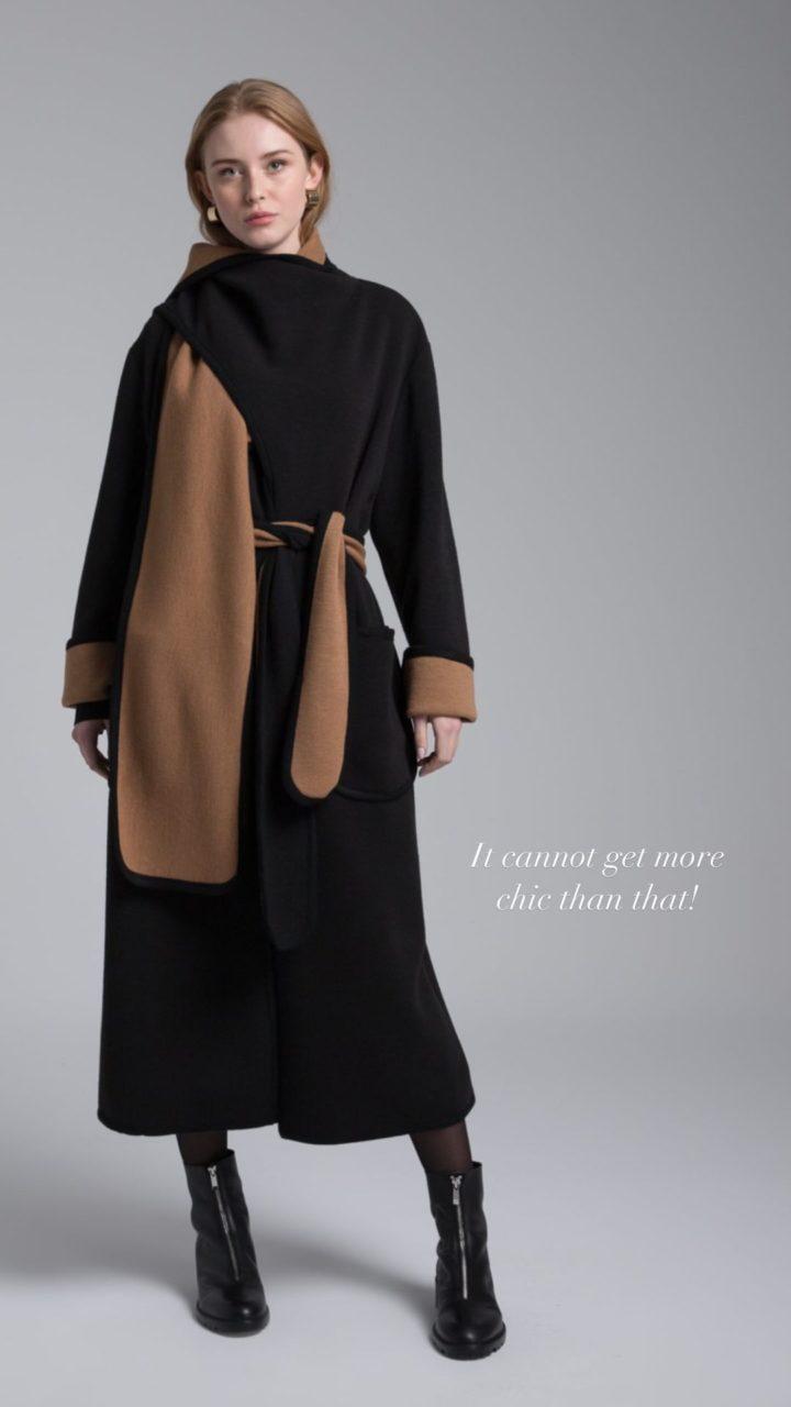 Moutaki loose line παλτό