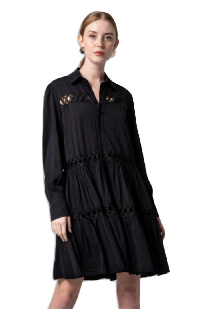 Moutaki φόρεμα boho
