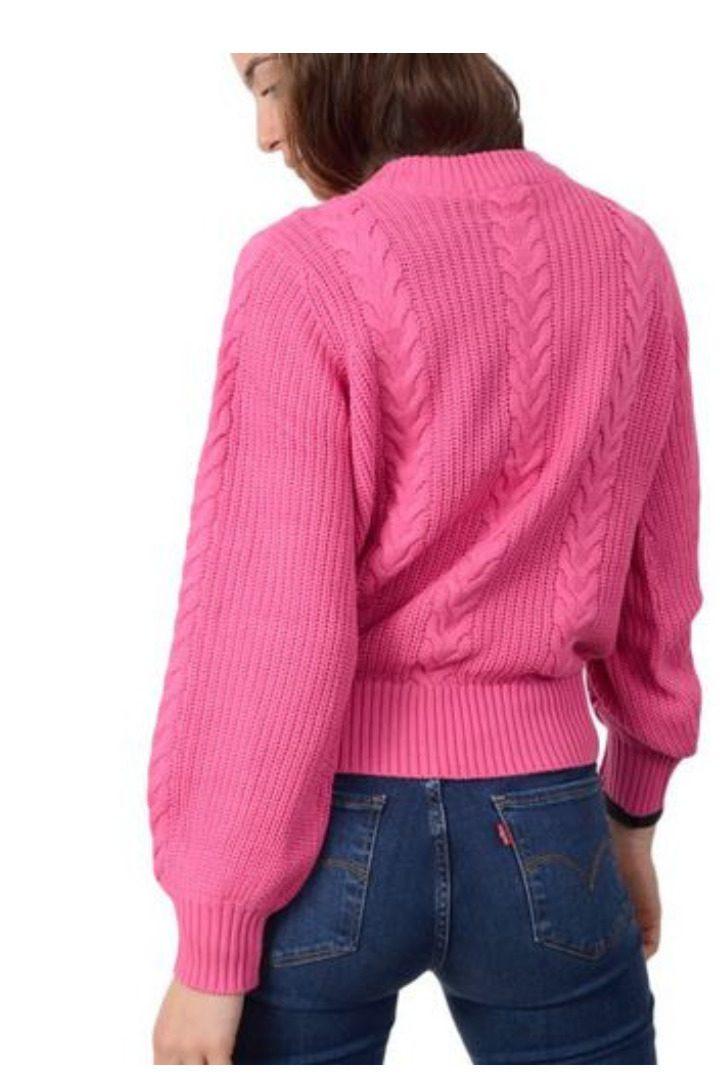 b.young πλεκτό πουλόβερ