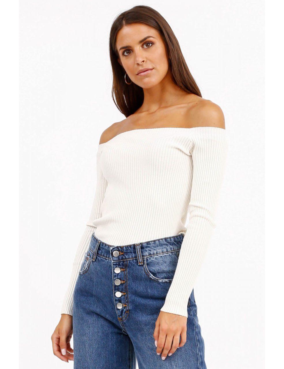 Susy mix ελαστικό τοπ μπλουζάκι
