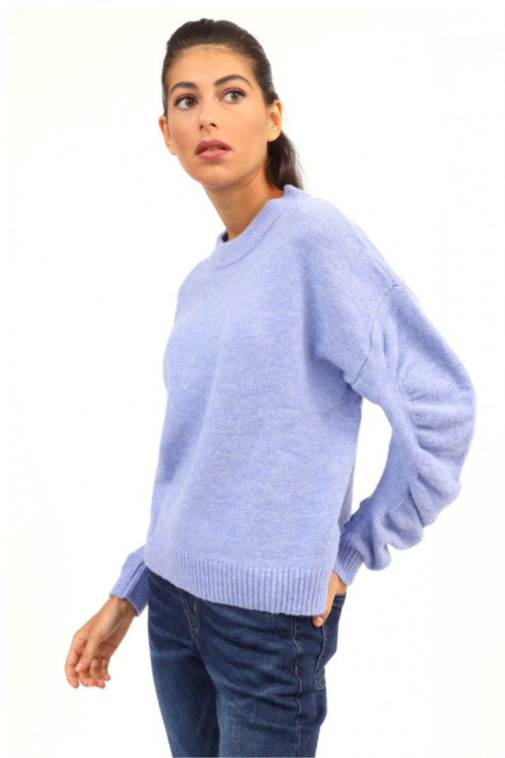 Susy mix πλεκτό γυναικείο πουλόβερ