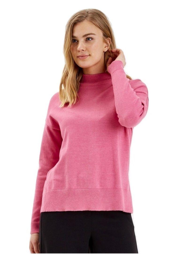 b.young γυναικείο πλεκτό πουλόβερ