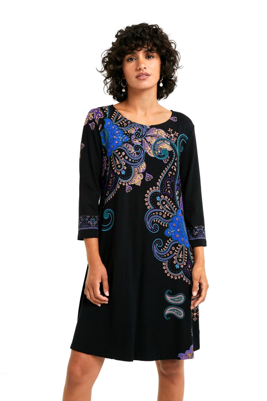 Desigual φόρεμα σε Α γραμμή