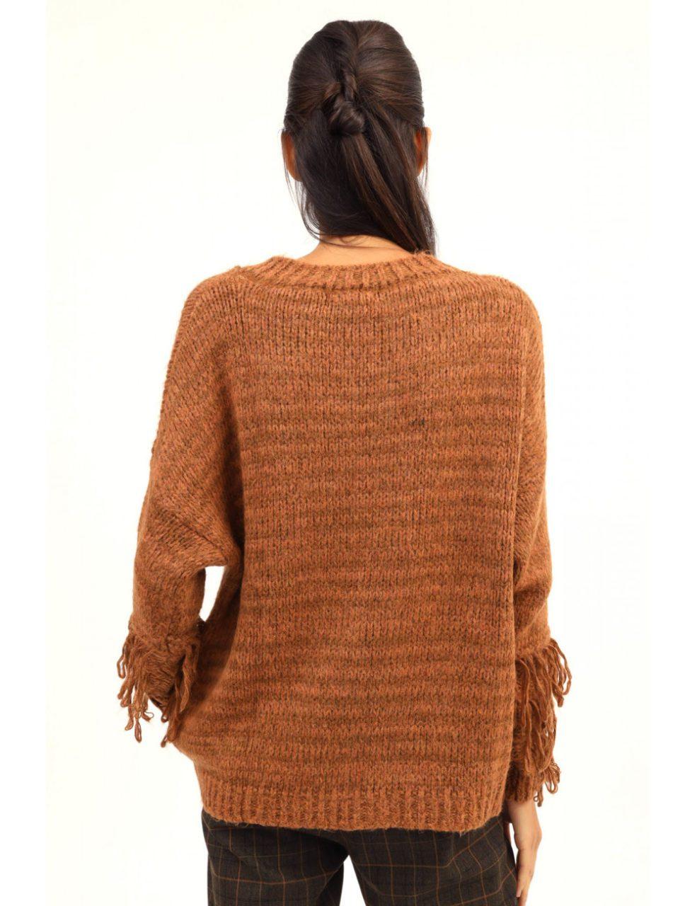 Susy mix πλεκτό πουλόβερ