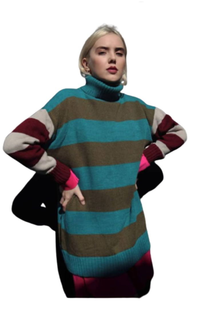 Moutaki ζιβαγκο πουλόβερ
