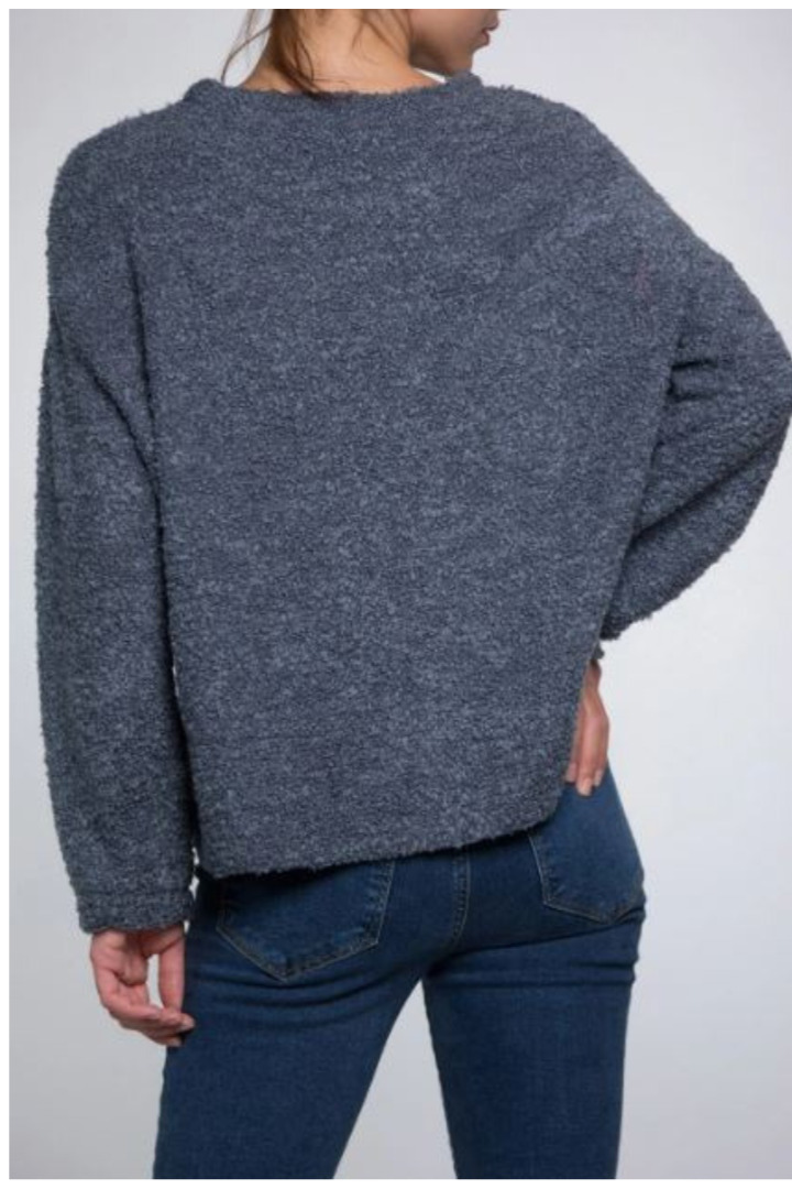 Moutaki oversize πουλόβερ