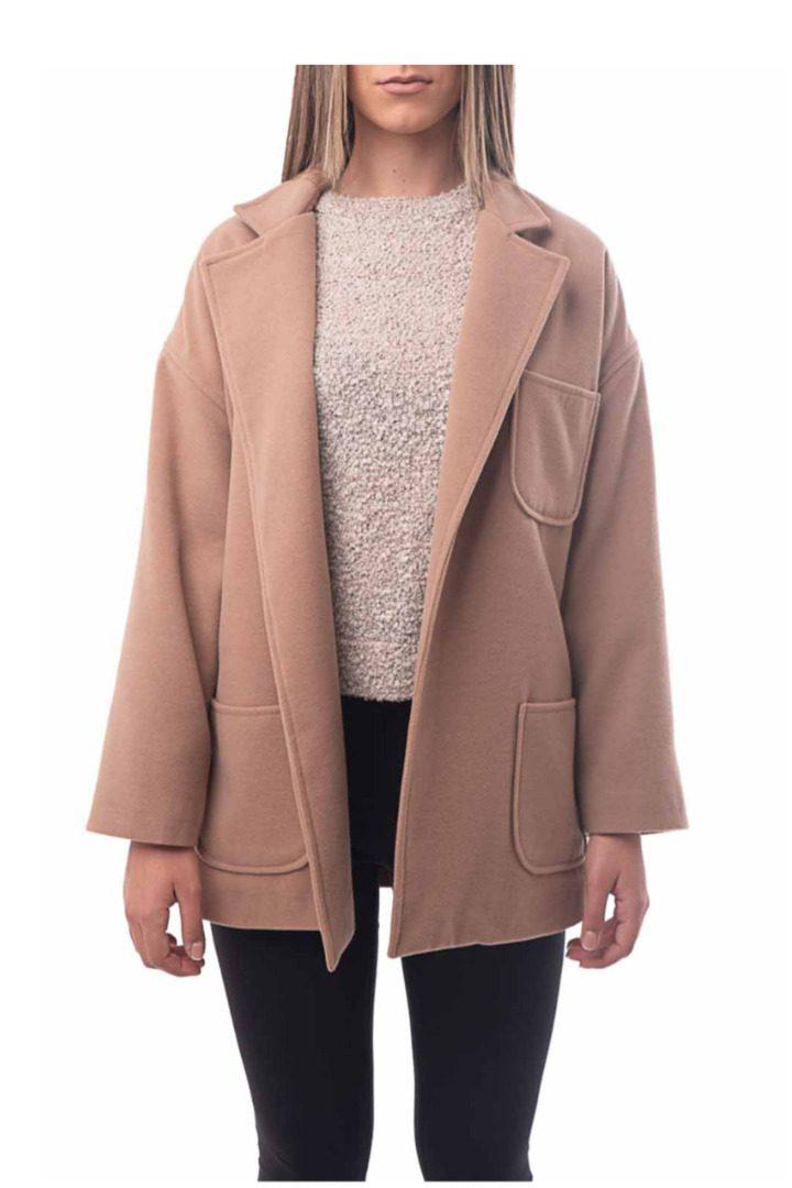 Moutaki παλτό-ζακέτα