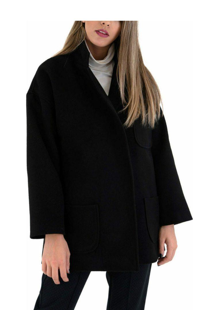 Moutaki κοντό παλτό