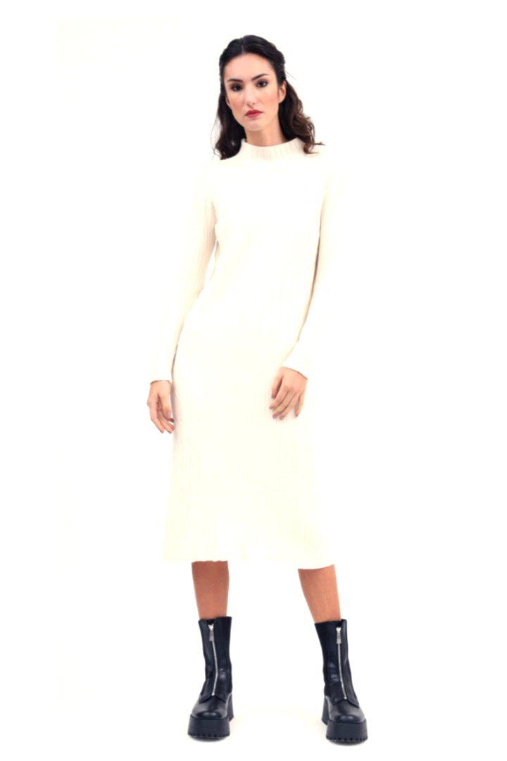 Susy mix πλεκτό φόρεμα