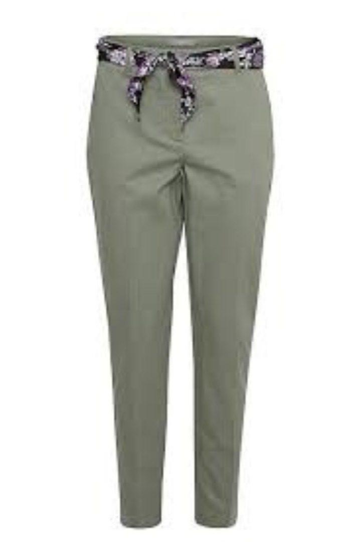 b.joung βαμβακερό παντελόνι