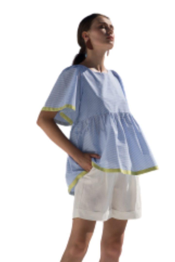 Moutaki ριγέ πουκάμισο