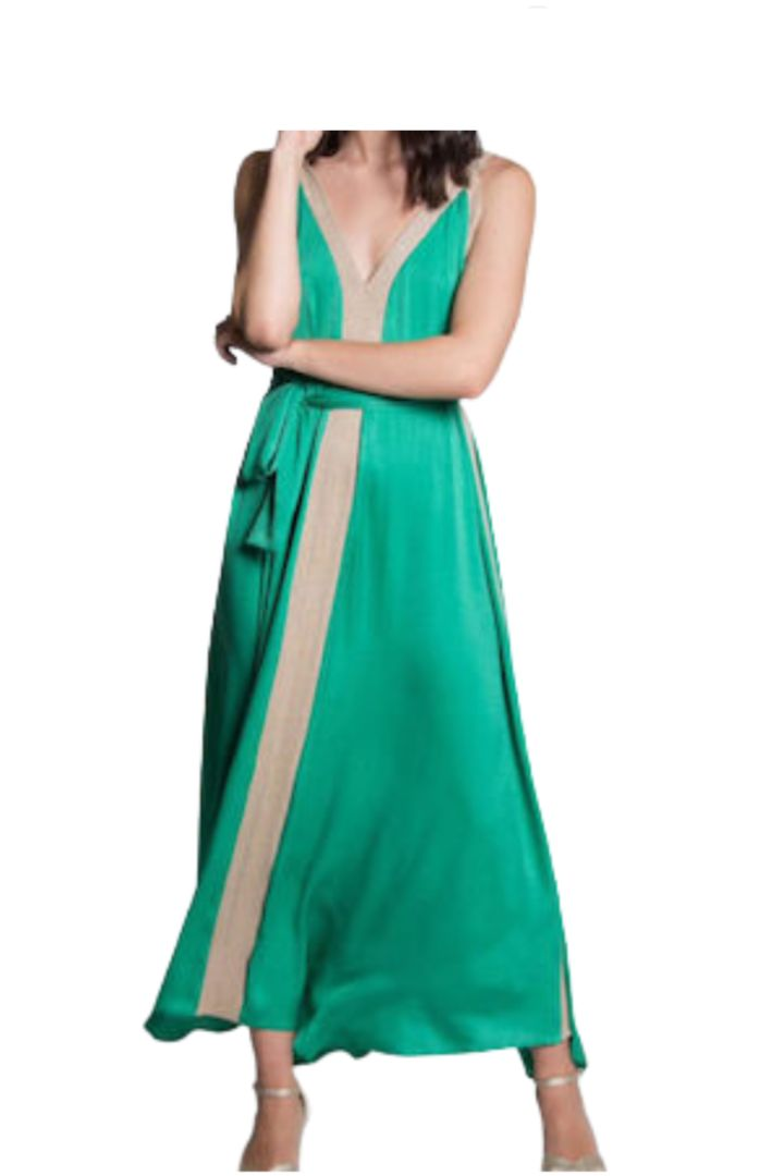 Moutaki maxi καλοκαιρινό φόρεμα