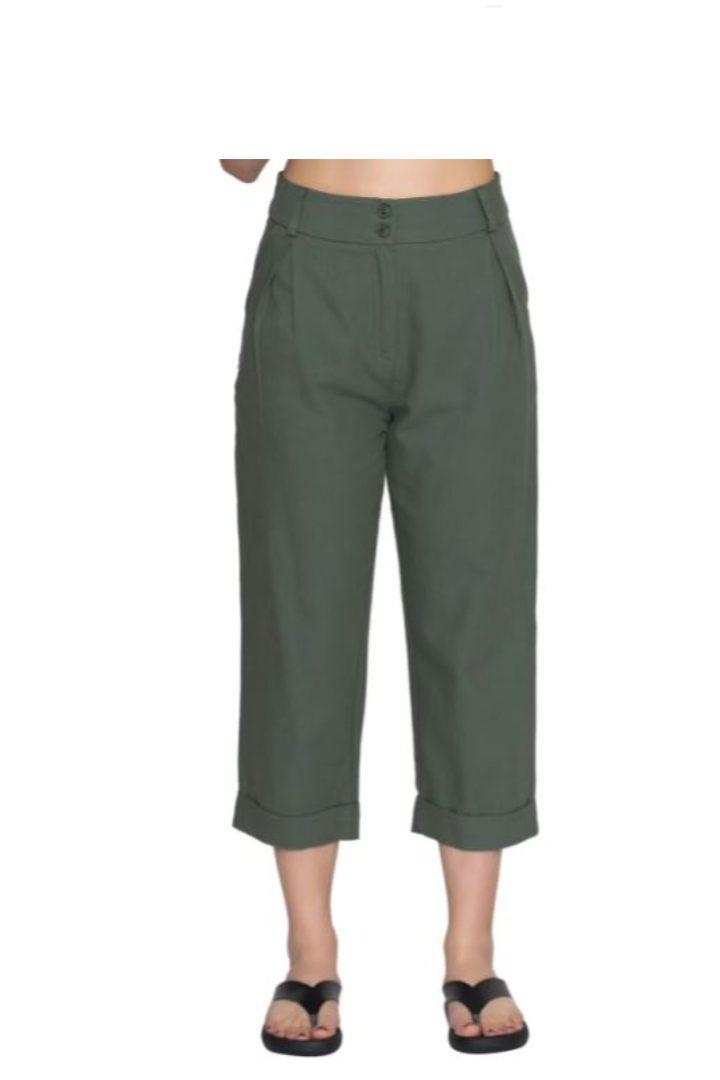 Moutaki κοντό βαμβακερό παντελόνι