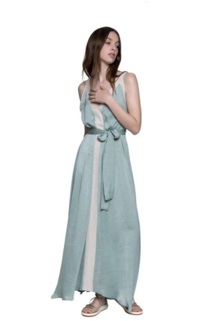 Moutaki maxi φόρεμα