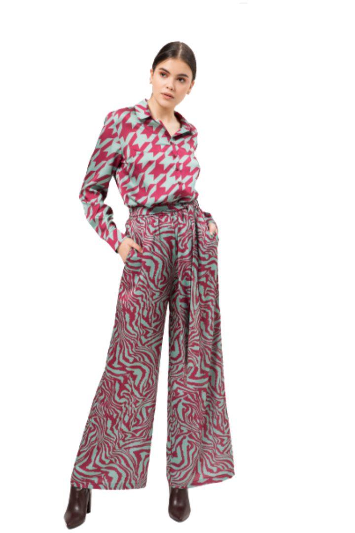 Moutaki παντελόνα με λάστιχο