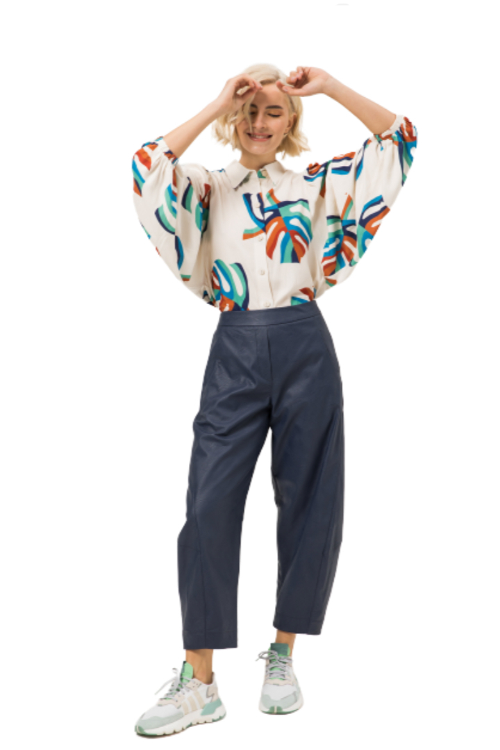 Moutaki πολυχρωμο πουκάμισο