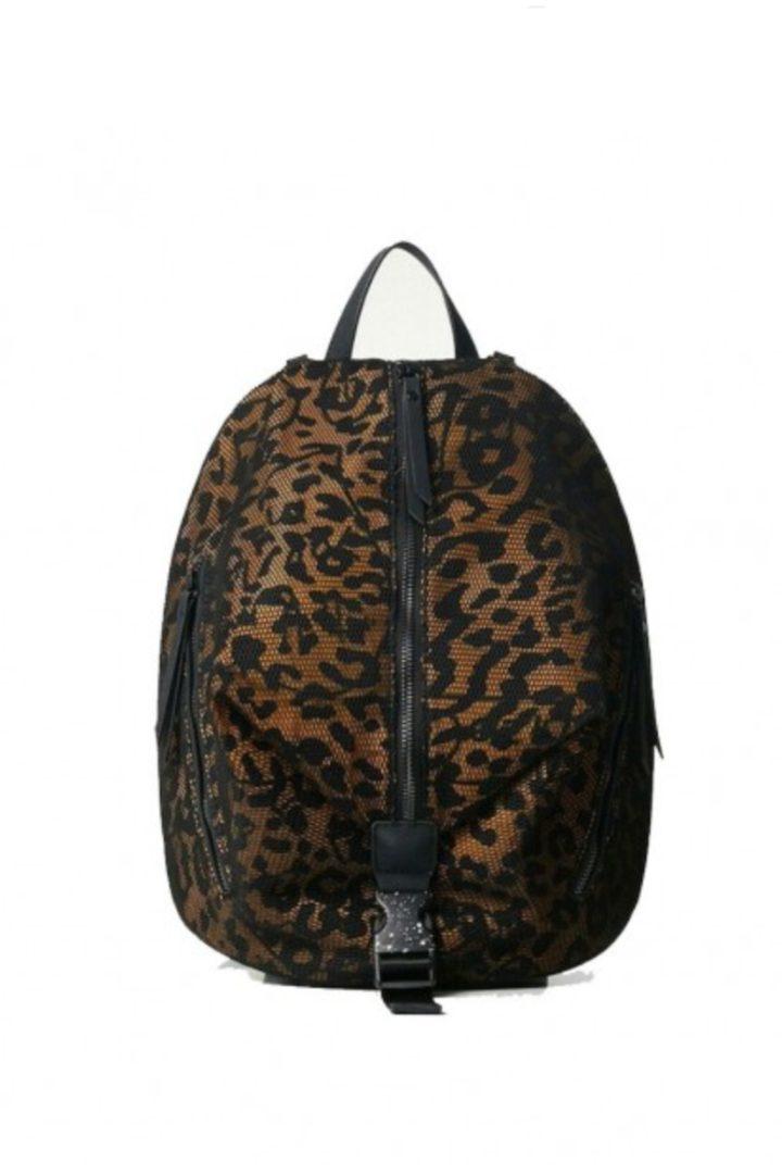Desigual backpack τσάντα animal print