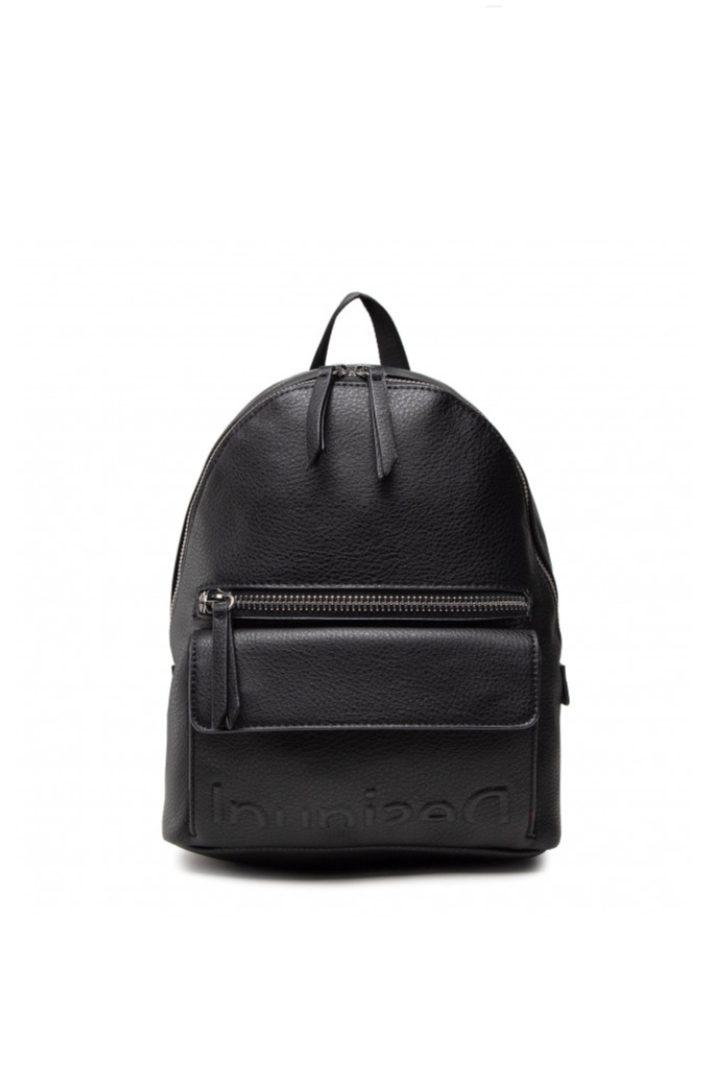Desigual backpack τσάντα μαύρη